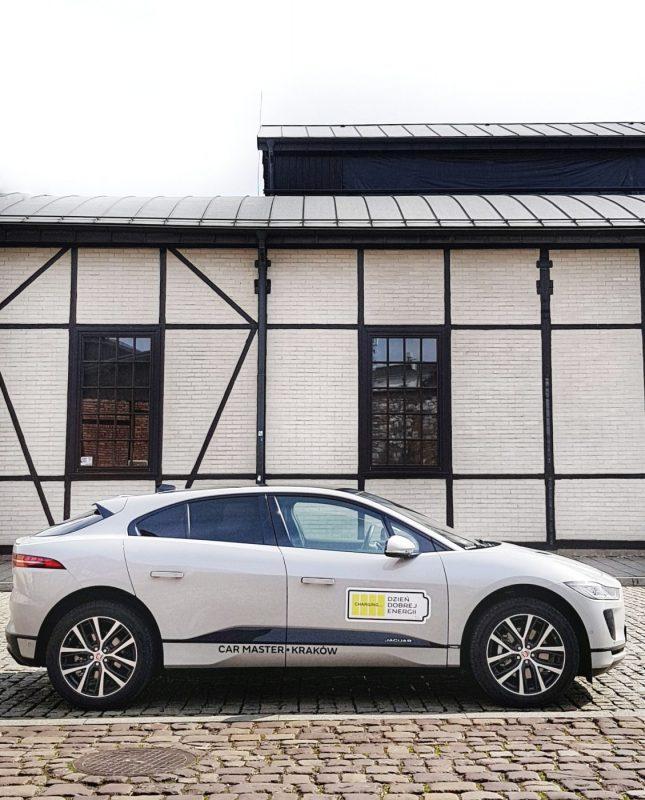 Dzień dobrej energii z nowym Jaguarem E-Pace