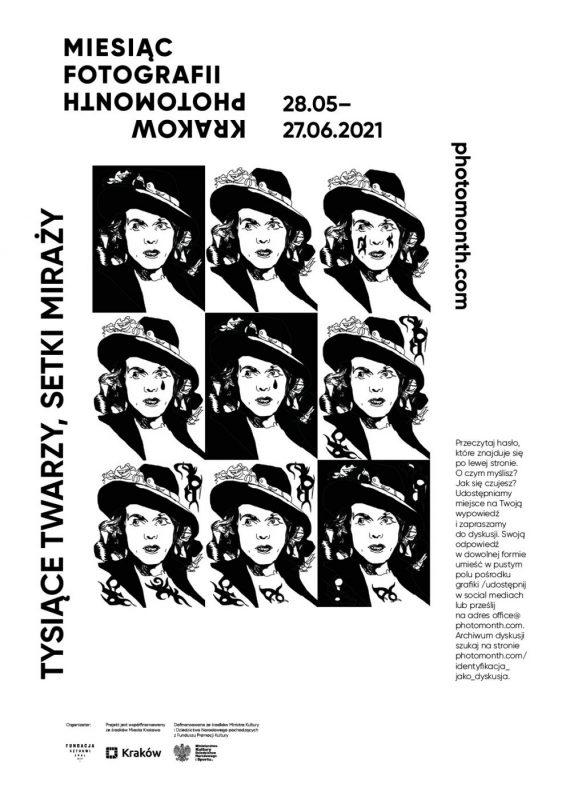 Miesiąc Fotografii Miesiąc Fotografii wKrakowie 2021 – otwarcie! 2