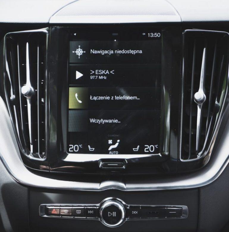 Volvo XC60 T8 Re-charge Volvo XC60 T8 Re-charge.Wygląd, wygoda, ekologia [test] 4