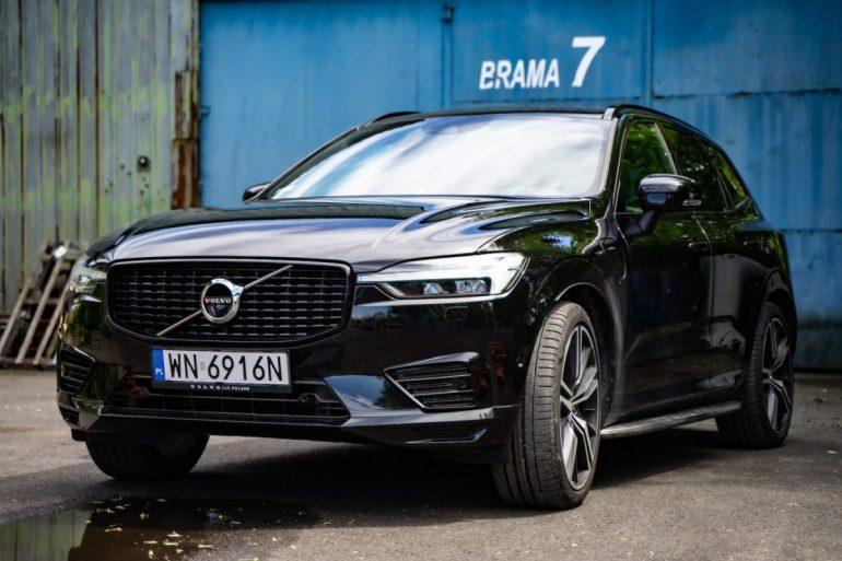 Volvo XC60 T8 Re-charge Volvo XC60 T8 Re-charge.Wygląd, wygoda, ekologia [test] 1