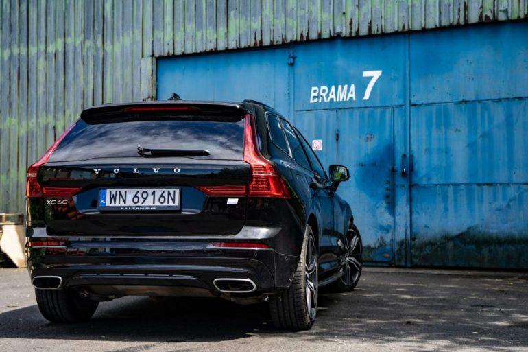Volvo XC60 T8 Re-charge Volvo XC60 T8 Re-charge.Wygląd, wygoda, ekologia [test] 5