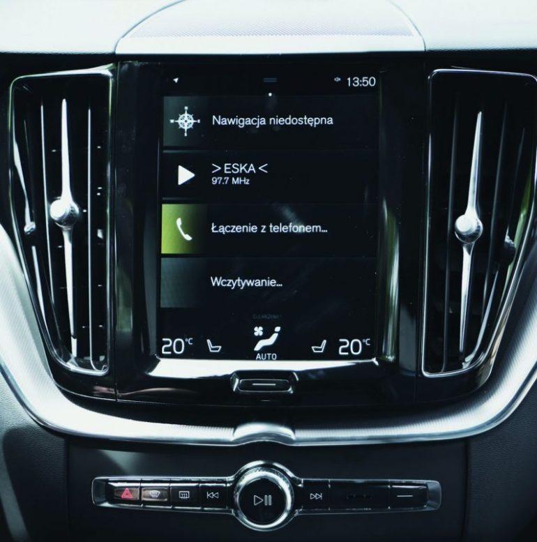 Volvo XC60 T8 Re-charge Volvo XC60 T8 Re-charge: wygląd, wygoda, ekologia 6