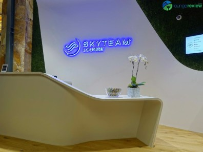 First Look The New Skyteam Vancouver Lounge