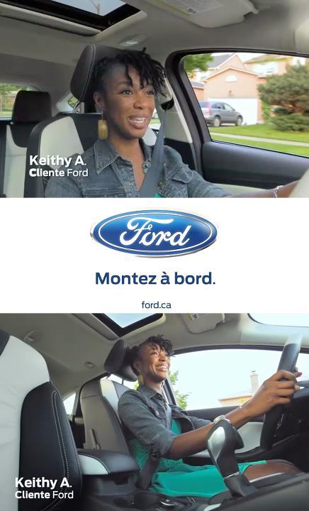 Keithy Antoine alias Lady SpecialK et Ford