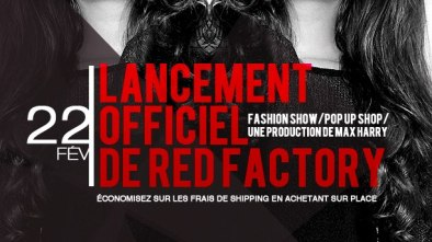 Lancement Red Factory