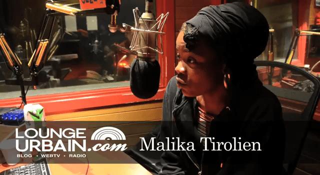 Malika Tirolien LU