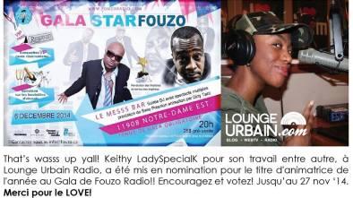 Gala Star Fouzo Keithy Special K