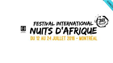 Nuits Afrique Concours