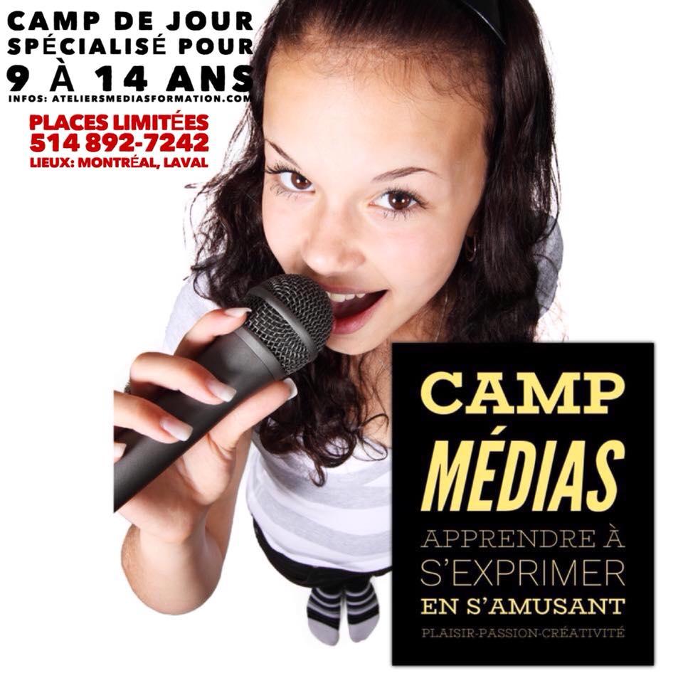 Camps médias