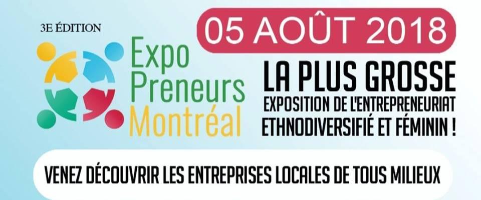 ExpoPreneurs Montréal 2018
