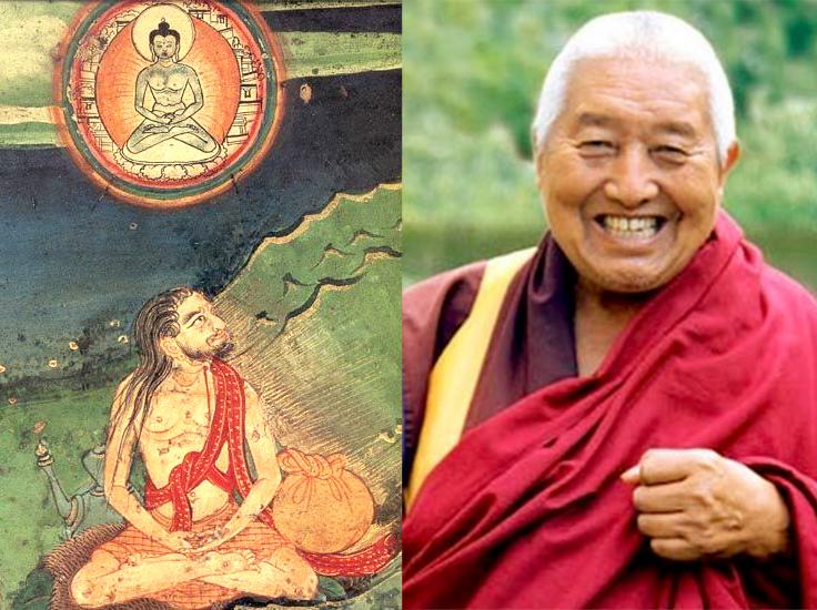 """AUDIO: """"L'ESSENZA LUMINOSA DELLA SAGGEZZA PRIMORDIALE"""" – Le registrazioni in italiano degli insegnamenti di Khenpo Gelek Jinpa su Zoom: 9-10 gennaio 2021"""
