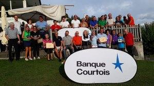 Golf Club de Lourdes : « Coupe de la Banque Courtois 2018 »