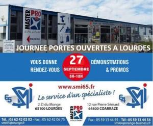 Lourdes : les Journées portes-ouvertes chez SMI, un succès