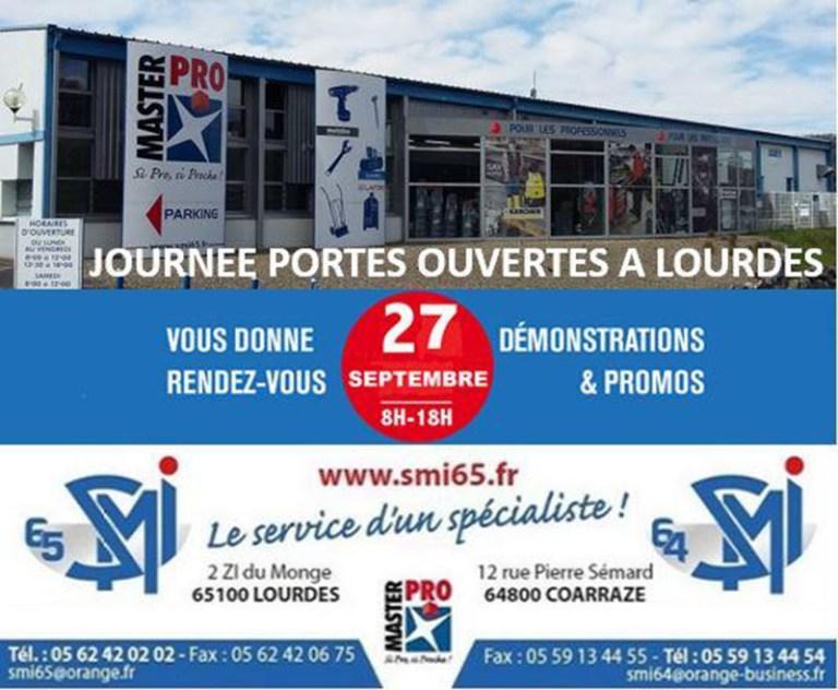 Read more about the article Lourdes : les Journées portes-ouvertes chez SMI, un succès