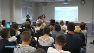 Read more about the article Lourdes : présentation de «La cordée de la réussite» au Lycée de Sarsan