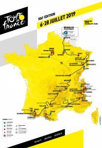 Read more about the article Tour de France 2019 : 3 étapes dans notre région !