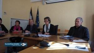 Lourdes : conférence de presse sur la valorisation des actifs