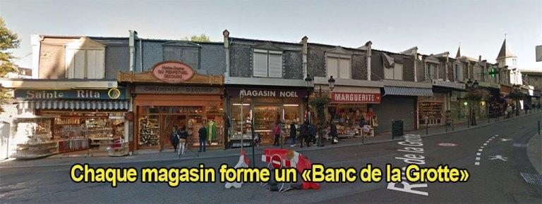 Read more about the article Lourdes : Qui voulait vendre les «bancs de la Grotte» ? Ou  l'arroseur arrosé !