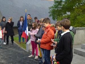 Read more about the article Adé : Commémoration du Centenaire de la Grande guerre