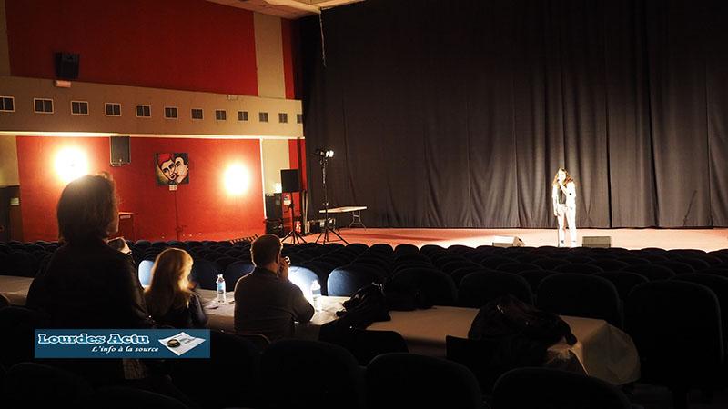 Casting de la comédie musicale «Bernadette de Lourdes»