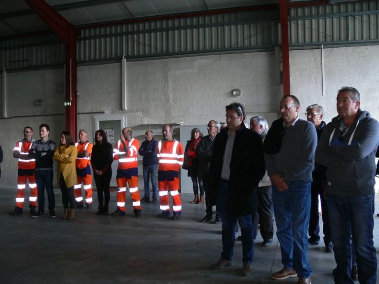 Read more about the article Lourdes : les nouveaux locaux de l'antenne Pôle Sud du Symat ont été inaugurés