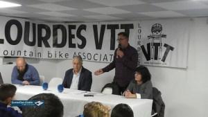 Assemblée générale de Lourdes VTT : Lourdes et le Pic du Jer peut-être bientôt terre de préparation Olympique !