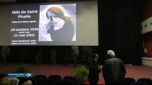 Read more about the article Lourdes : remarquable Conférence sur «Niki de Saint Phale» au profit de l'association «Quiétude»