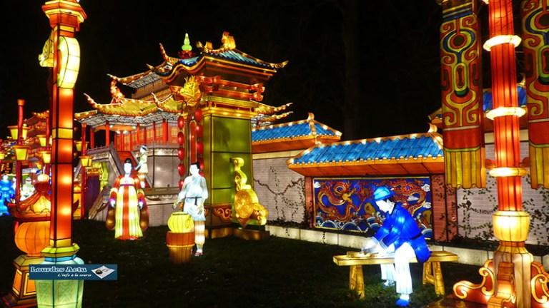Read more about the article Gaillac : «Les lanternes chinoises» un festival exceptionnel, magique