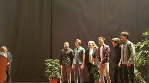 Lourdes : les élèves du Lycée de Sarsan ont participé  au concours d'Éloquence