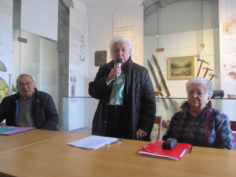 Read more about the article Lourdes : Assemblée générale et Galette des Rois des «Amis du Vieux Lourdes»