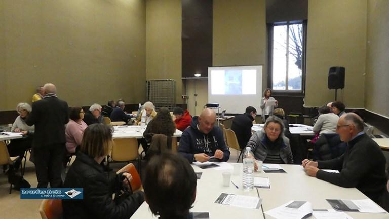 Read more about the article Lourdes : réunion publique Grand débat national sur les thèmes de la démocratie, la citoyenneté, l'organisation de l'Etat et des services publics