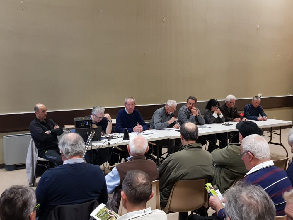 Lourdes : L'AAPPMA des pêcheurs lourdais et du Lavedan en Assemblée générale