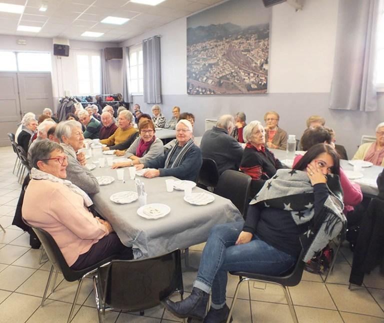 Lourdes : de l'ambiance et de la convivialité à la Chandeleur de Sarsan