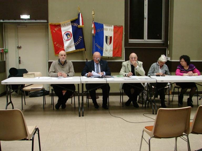 Lourdes : Assemblée générale et Galette des Rois du Souvenir Français