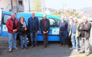 Read more about the article Jarret : Enedis remet un véhicule à l'ADMR «Le Relais»
