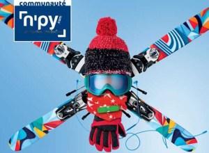 C'est l'heure de skier gratuit pour 146 personnes dans les stations N'PY