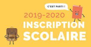 Inscriptions pour l'année scolaire 2019 – 2020 dans les écoles publiques maternelle ou élémentaire du territoire du SIMAJE du Pays de Lourdes.