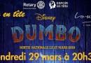 Lourdes : opération caritative des Rotariens «Espoir en Tête» avec la projection du film «Dumbo» le 29 mars