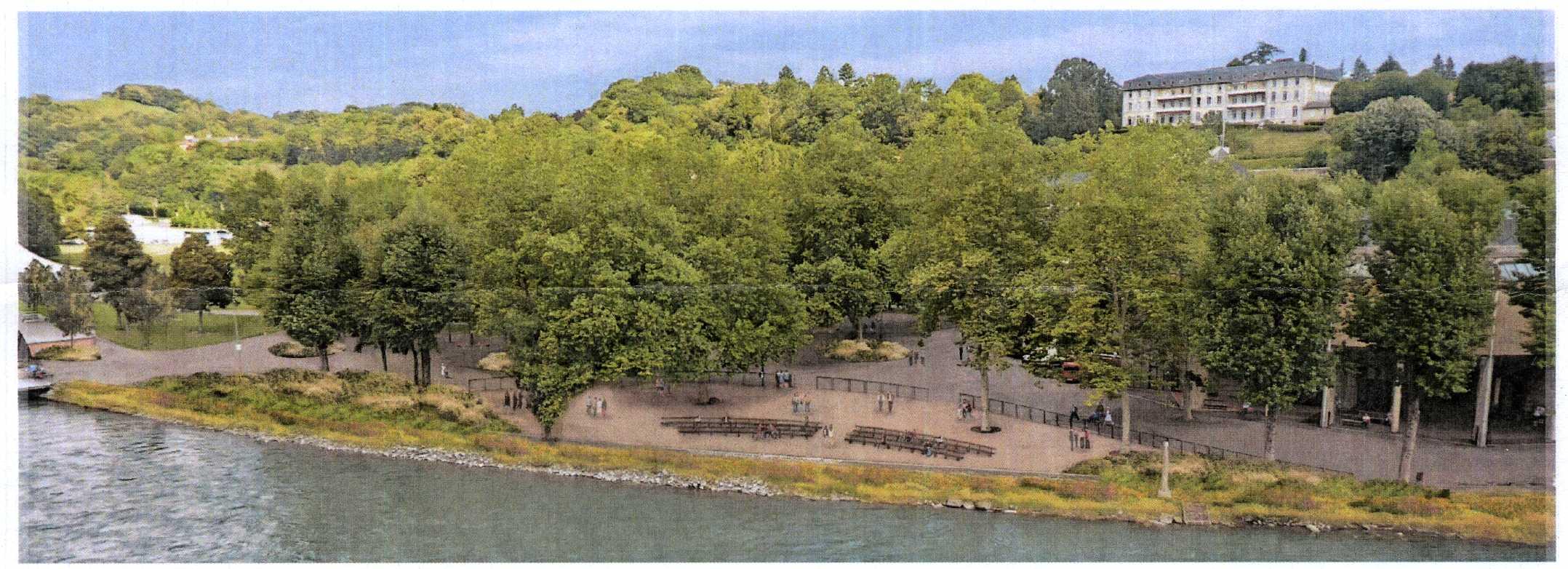 Lourdes : «Le Jardin du recueillement», un havre de paix au cœur du Sanctuaire