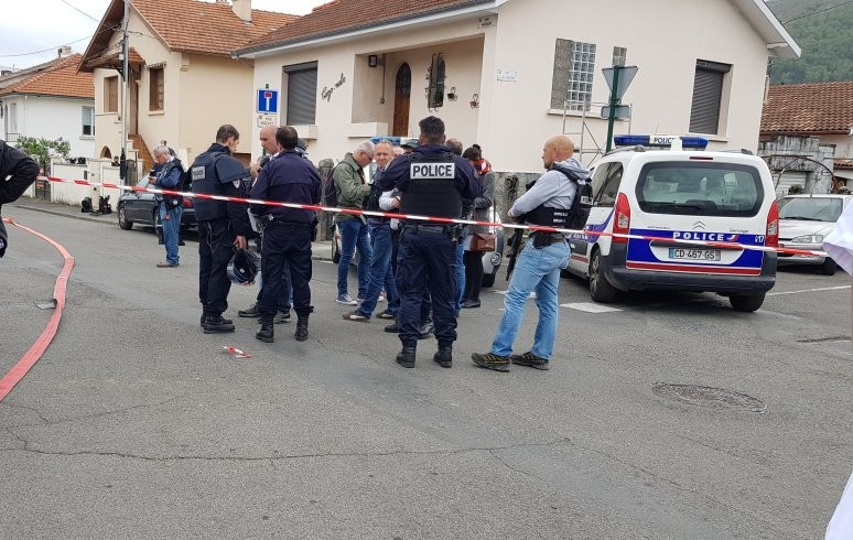 Lourdes : prise d'otage(s) rue Mozart