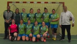 Des nouvelles du Handball – TUHB. Entente SLBJT : Les Seniors filles retrouvent le sourire !
