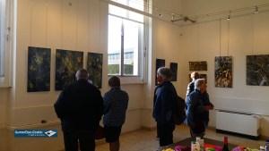 Lourdes : Vernissage de la très belle expo-photos de Joëlle PERICHON