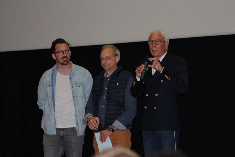 Clôture du 30ème Festival «Art et Cinéma» de Lourdes organisé par l'Atelier Rubric'Art.