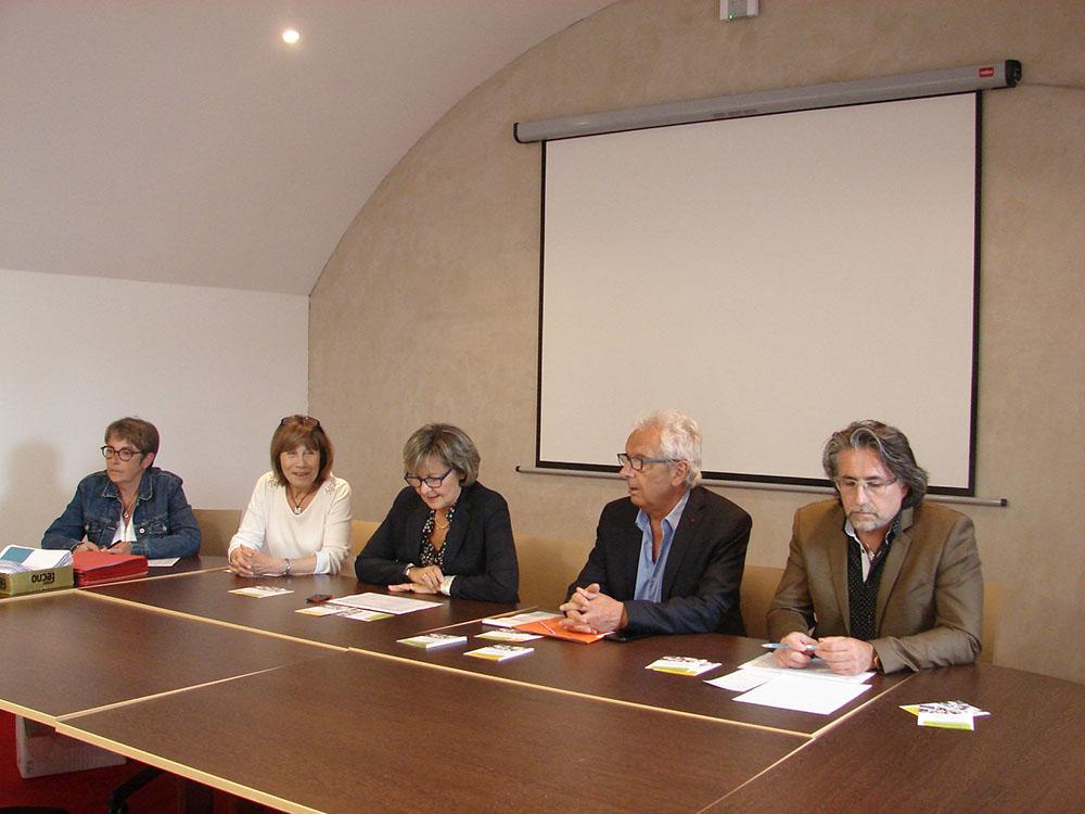 Remise de 320 000 euros par le Fonds d'aménagement rural 2019 par le Conseil départemental au Canton de Lourdes 2