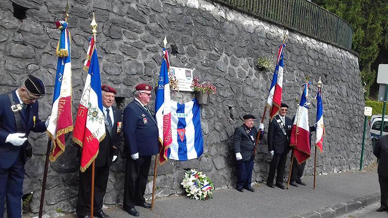 Lourdes : émouvante et belle Cérémonie patriotique à la mémoire des Victimes et Héros de la Déportation