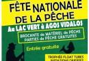 Lourdes/Pays de Lourdes : Fête de la pêche le 2 juin
