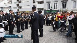 Lourdes : les militaires «en   fanfares» !