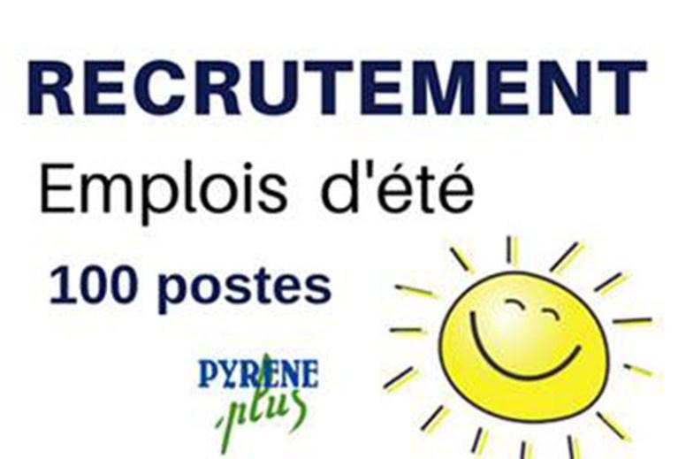 PYRENE PLUS recrute : fiers d'aider, rejoignez-nous, 100 postes à pourvoir cet été