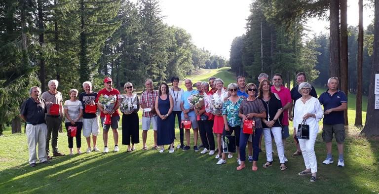 Lourdes : «Coupe K QUIDAM et PENSEES d'ANAÏS» au Golf