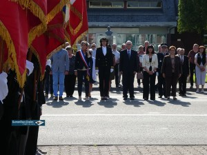 Lourdes : la belle Cérémonie de la Journée nationale commémorative de l'Appel du général de Gaulle du 18 Juin 1940 s'est déroulée sous un soleil de plomb